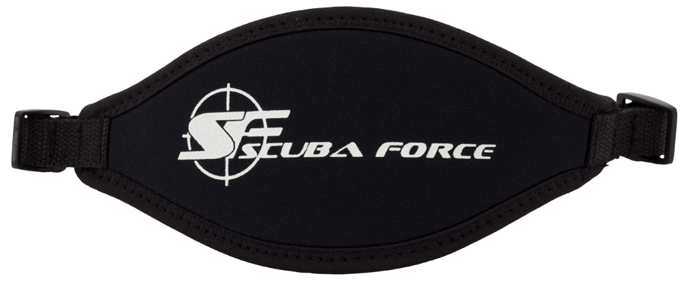 SCUBA FORCE MASK STRAP