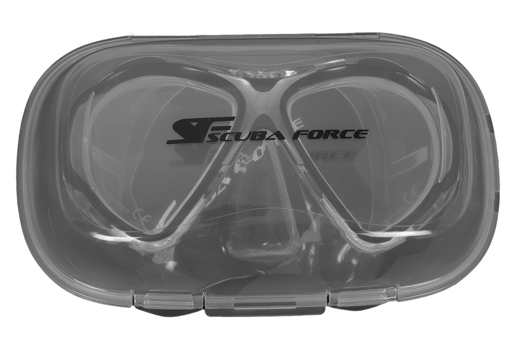 SCUBA FORCE MASK PROTECTION BOX
