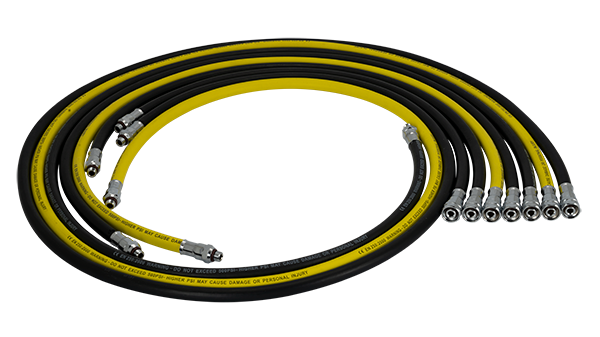 RUBBER LOW PRESSURE HOSE