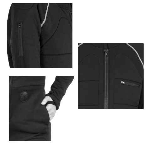ARCTIC X-NINE POCKETS